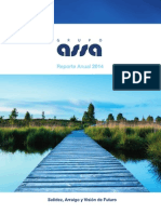 Grupo ASSA Reporte Anual 2014