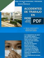 Accidentes de Trabajo Clasificacion y Estrattegias Para La