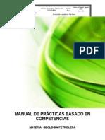 Manual de Geología Petrolera