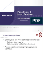 PowerCenter Level1 Unit01