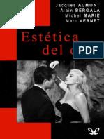 Aumont, Jacques et al. (1996) - Estética del cine. Espacio fílmico, montaje, narración, lenguaje