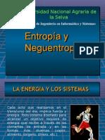 Entropia y Neguentropia