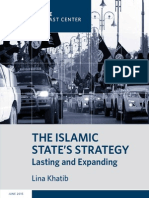 The Islamic State's Strategy