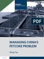 Managing China's Petcoke Problem