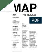 UMAP 2010a Vol. 31 No. 2