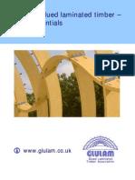 Structural Glued Laminated Timber Design