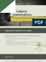Logica Matematica 3.1.8