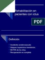 Rehabilitacion en pacientes con ictus.ppt