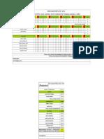 Controle de Horas Efetivamente Trabalhadas AGILETECH 2014