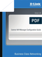 CWM 100 Configuration Guide WiFi Manager