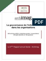 Serda Gouvernance Rapport 2015