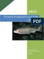 Proyecto Productivo 2012