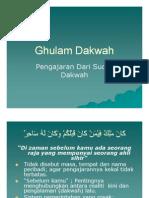 Slide Ghulam Dakwah