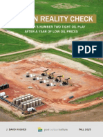 Bakken Reality Check (2015)