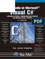 Enciclopedia de Microsoft Visual CSharp, 4ta Edicion - Francisco Javier Ceballos