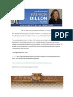 Rep Pat Dillon Decries End of Perkins Loans