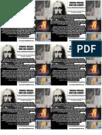 Jesus Print (Project) Version 2