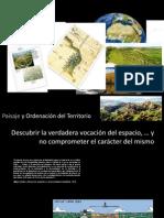 Paisaje y Ordenacion Del Territorio Valladolid 2014 Accs