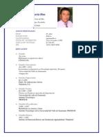 Curriculum Selvin Garcia