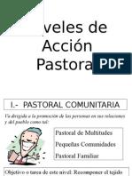 Niveles de Accion Pastoral[1]