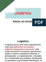 09. LOGÍSTICA - Brasil e No Mundo.2015