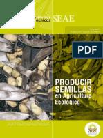 Producir semillas en agricultura ecológica