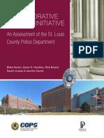 DOJ assessment of STL County PD