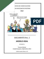 2015 PDR-E - Modelo Ideal