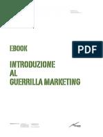 Introduzione Al Guerrilla Marketing eBook Impaginato