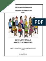 2015 PDR/E - Modelo de Realidad