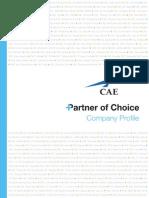 CAE Company Profile-En