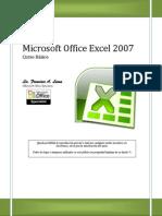 Manual de Excel 2007 Básico