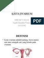 Power Point Kista Ovarium