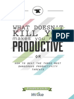 What Doesnt Kill You Makes You More Productive eBook Wrike