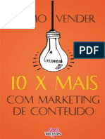 Como vender 10 x mais com marketing de conteúdo