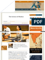 Www Ishafoundation Science of Mudra