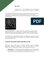 Pengertian Narrative Text.doc