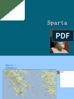 Sparta-Prezentacja