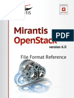 Mirantis OpenStack 6.0 File Format Reference