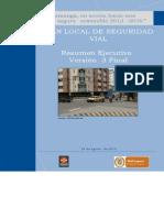 Plan Mcpal de SegVial Bucaramanga 2013-16