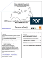 IFRS Framework