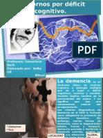 Charla Psicopatologia 2. t Organicos Nuevo (Ileana)