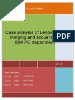 Case Lenovo IMB