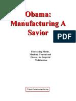 Obama Manufacturing Savior
