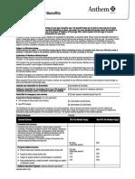 Anthem_MED_PPO 250_Plan Summary_2015_9292015_34134_PM