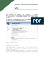 Manual de Descarga e Instalación de Virtualbox