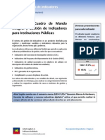 Gestion Indicadores Overview 4.0