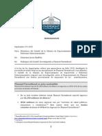 Hallazgos del Comité de Investigación a Planned Parenthood de la Cámara de Representantes de EE.UU. (Informe en Español)