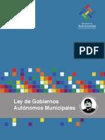 8. Ley de Gobiernos Autonomos Municipales - Final Nueva Version-f
