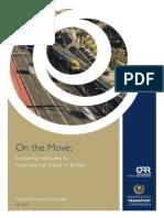 ITC ORR Road Rail Attitudinal Report Final[1]